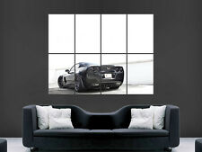 CHEVROLET CORVETTE Z06 CAR  ART HUGE LARGE WALL  POSTER  PRINT !