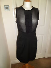 Stunning BCBGMAXAZRIA Little Black Dress UK 8 US 4