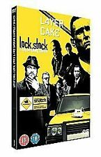 Layer Cake/Snatch/Lock, Stock Two Smoking Barrels (DVD x5, In Individual cases)