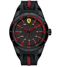Scuderia Ferrari Mens Red Rev Watch 0830245