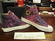 NEW Converse All Star CT 70 Hi Andy Warhol Fuschia Purple size 11