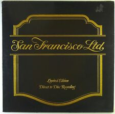 "12"" LP - San Francisco Ltd. - L5699h - White Vinyl - Direct To Disc Recording"