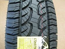 4 New LT 265/75R16 Ardent RX706 Tires 2657516 265 75 16 75R R16 10 Ply E