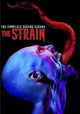 The Strain: Season 2 (DVD, 2016, 3-Disc Set) FREE SHIPPING
