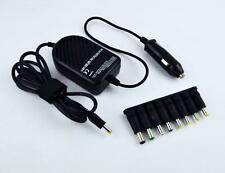 80W UNIVERSAL NOTEBOOK LAPTOP CHARGER DC CAR ADAPTER FOR HP UK