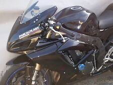 CARBON SUZUKI GSXR 600 750 K6 K7  SWING ARM COVERS & FRAME COVERS 2006 2007