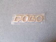 Scritta posteriore portellone Vw Polo originale  [4074.13]
