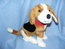 Steiff Dog Nelly The Beagle New Baby Christening Birthday Gift Present Boxed NEW