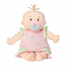 Manhattan Toy Baby Stella Peach Soft Nurturing First Baby Doll 130080 New