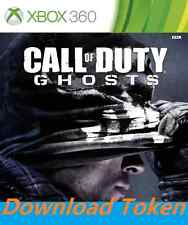 Call of Duty 10 Ghosts (2013)  DOWNLOAD TOKEN (Microsoft Xbox 360) - REGION FREE