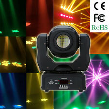 100W LED Moving Head Light RGBW DMX DJ Disco Gobo Pattern Stage Party Lighting
