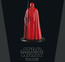 STAR WARS Royal guard Statuette collection Elite Limited collectible Sammlung