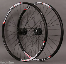 WTB Frequency i23 650B 27.5 Shimano Deore Hub 6 bolt Disc Mountain Bike Wheelset
