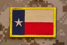 Texas State Flag Lone Star State Patch Navy SEAL Lone Survivor TEAM 5
