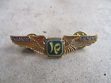 vintage 1990 Imperial Palace Casino Charter Service Airlines USA Pilot Wings Pin