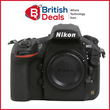 Nikon D810 36.3MP FX-Format  Digital SLR Camera Body NEW IN UK + 3 YEAR WARRANTY
