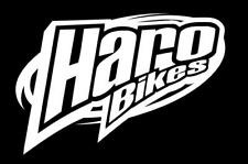 "Haro Bikes 12"" Decal BMX Nyquist MTB Cycling Sticker * Handlebars*Forks*Frame *"
