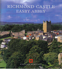 Richmond Castle, Easby Abbey (English Heritage Guidebo
