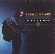 Heartstrings by Russell Malone (CD, Aug-2001, Verve)