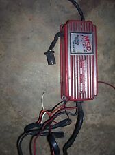 USED MSD 6400 6T IGN CONTROL BOX TESTED TO 11,000 RPM ON MSD TEST STAND