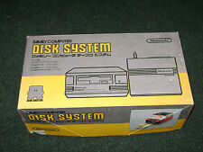 NINTENDO FAMILY COMPUTER DISK SYSTEM CONSOLE JAPAN