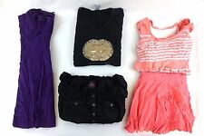 Bebe/ Gucci Women's Lot of 5 Tops/ Dress/ Skirt Large L DC14018