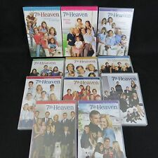 7th Heaven Complete Series Seasons 1-11 DVD Seventh Brand New NIP