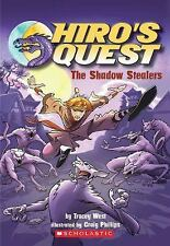 The Shadow Stealers Tracey West,Craig Phillips,Craig (ILT) Phillips Paperback