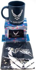 U.S. Air Force Emblem Mug & Flag Set W/BABDANA