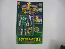 1994 Bandai Mighty Morphin Power Rangers AUTO MORPHIN TOMMY Action Figure MOC