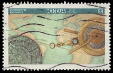 CANADA 1407 - Voyages of Christopher Columbus (pf72165)