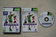 Your Shape Fitness Evolved 2012 Xbox 360 Game Kinect - 1st Class FREE UK POSTAGE