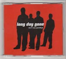 (HC191) Long Day Gone, Don't Say Goodbye - 2008 CD