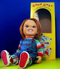 Good Bad Guys Evil Child's Play Chucky Action Figure Creepy Collector's Doll
