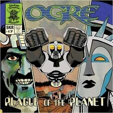 OGRE - Plague Of The Planet CD