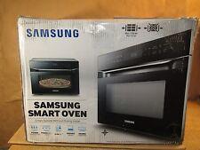 Samsung MC12J8035CT 1.2-cuft 1,600-Watt Countertop Convection Microwave Black/SS
