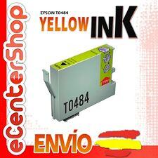 Cartucho Tinta Amarilla / Amarillo T0484 NON-OEM Epson Stylus Photo R300M
