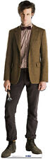 11th Doctor Who Matt Smith TABLETOP CARDBOARD CUTOUT Standee standup decoration