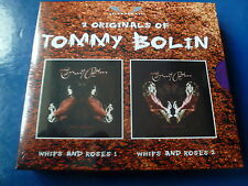 Tommy Bolin - Whips And Roses Vol.1 & 2 (CD 2008) DEEP PURPLE ZEPHYR JAMES GANG