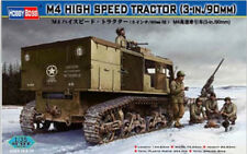 HobbyBoss 82407 1/35 M4 High Speed Tractor(3-in./90mm)