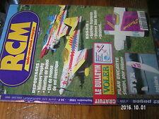 5µ?§ Revue RCM n°209 plan encarté Simplet / Stix Spitfire