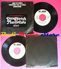 LP 45 7''NINO DE GUIDO Perdermi tra le stelle Sensazioni 1979 italy no cd mc vhs