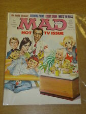 MAD MAGAZINE #294 1986 OCT VF THORPE AND PORTER UK MAG COSBY SHOW FLINTSTONES