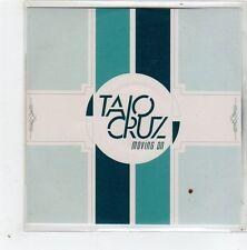 (GD649) Taio Cruz, Moving On - 2007 DJ CD