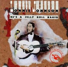 Johnson, Lonnie Hes a Jelly Roll Baker CD