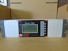 SCOTT INSTRUMENTS 7800 SERIES CONTROLLER w/ MEANWELL S-150-24 USED