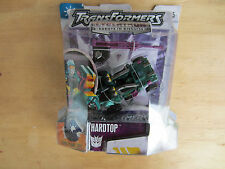 Transformers Cybertron Earth Planet Scout Class Hardtop+Cyber Planet Key New