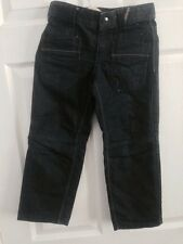 Marks & Spencer Jeans Age 6 Yrs (W:56cm,H:116cm)(£reduced)