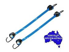 145mm 1:10 RC Crawler Bungee Cords - Ocky Straps light blue for Axial Losi Gmade
