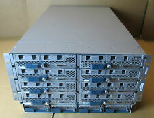 Cisco UCS5108 + 8x B200 M2 Blade Servers 16x SIX-CORE 2.40GHz,192Gb RAM,10Gb VIC